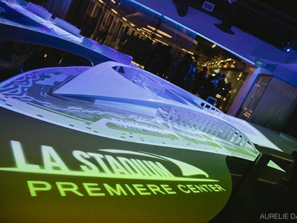 LA Football Stadium Model Tour – 2018