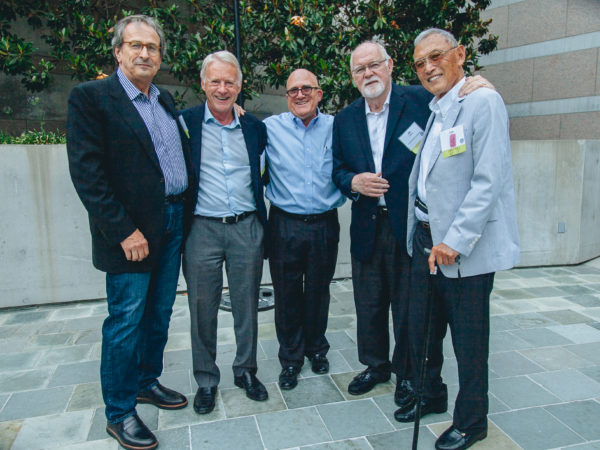 Past Presidents Summer Night Party – 2018